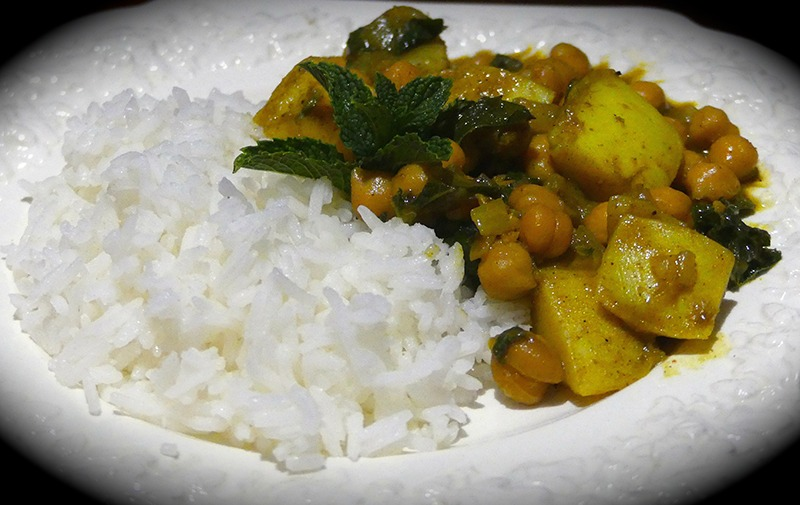 Aloo Chole Curry Kit