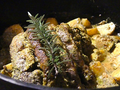 Sikandari Raan - Indian Spiced Lamb Roast