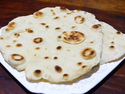 Cheese Roti Bread
